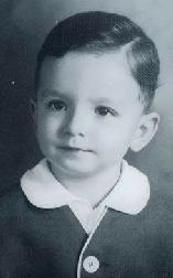 Alvaro Noboa A Sus 5 Años de Edad